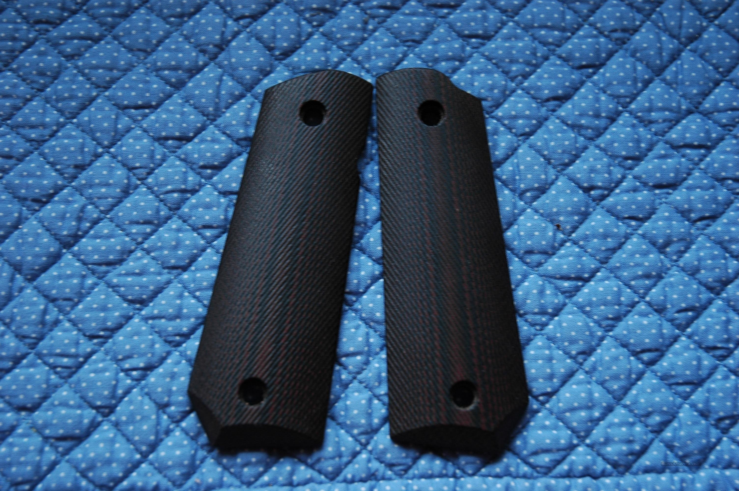 Mil-Tac bobtail G10 diagonal grips  Non-Guns > Gunstocks, Grips & Wood