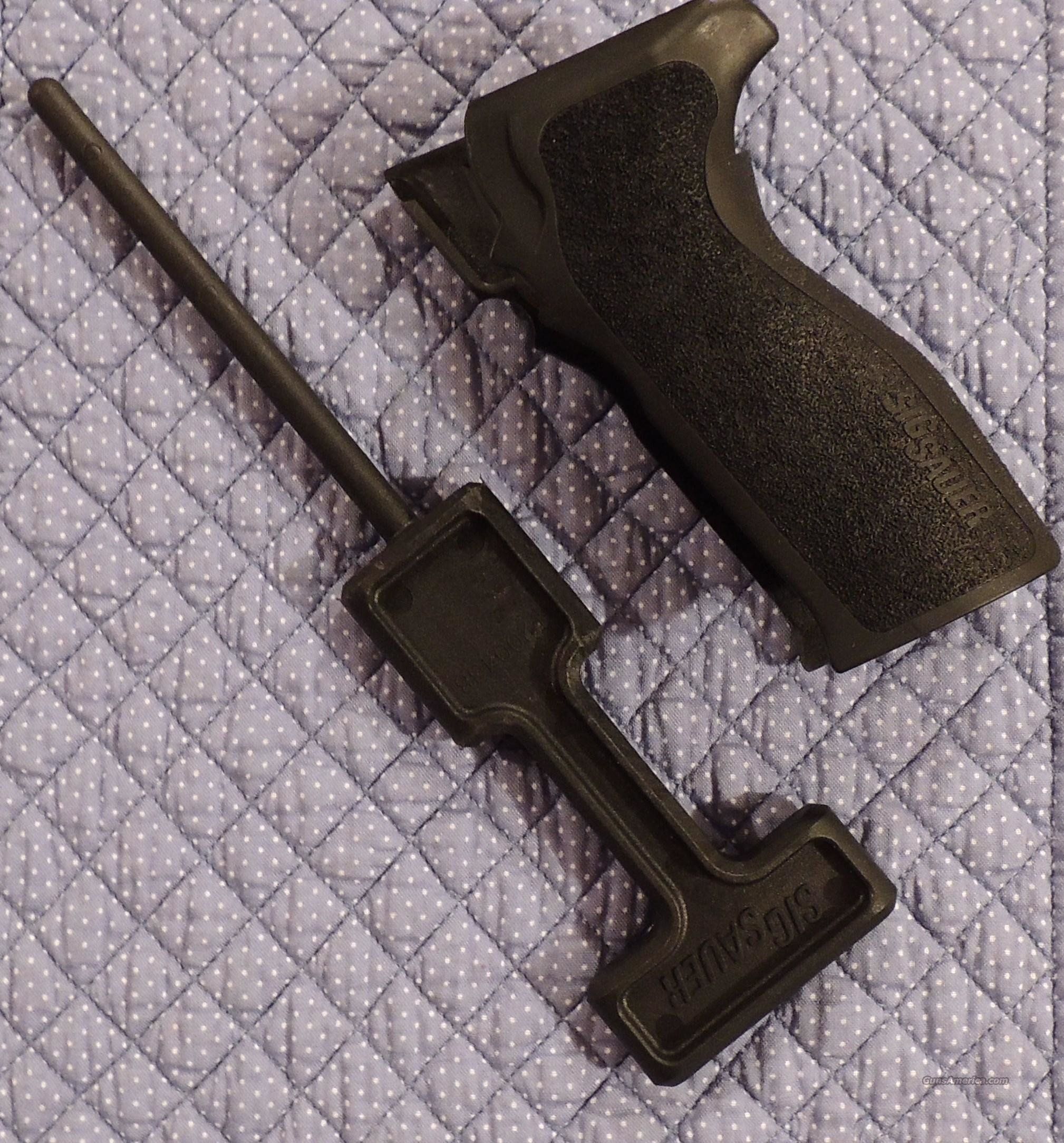 Sig 226 Ergo grips and tool   Non-Guns > Gunstocks, Grips & Wood