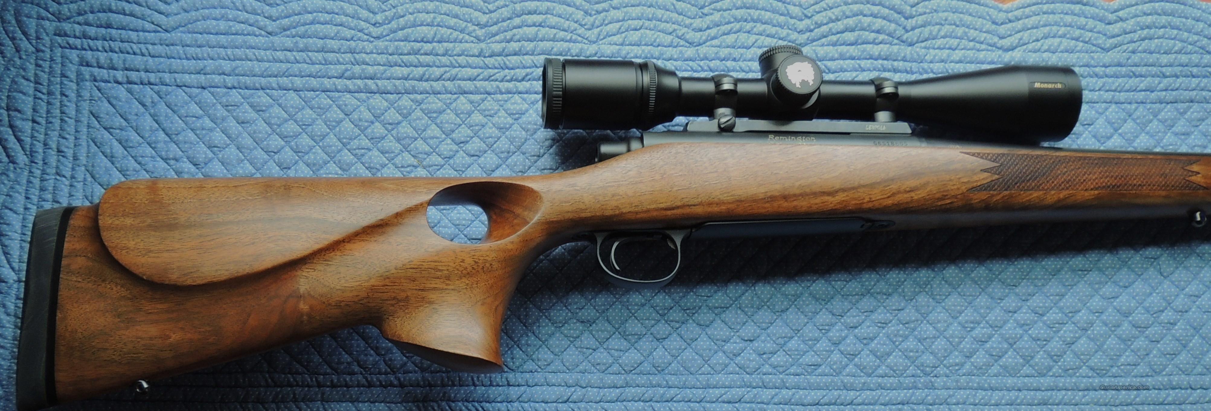 Custom Remington 700 left hand 30-06 A Gentleman's rifle  Guns > Shotguns > Ugartechea Shotguns