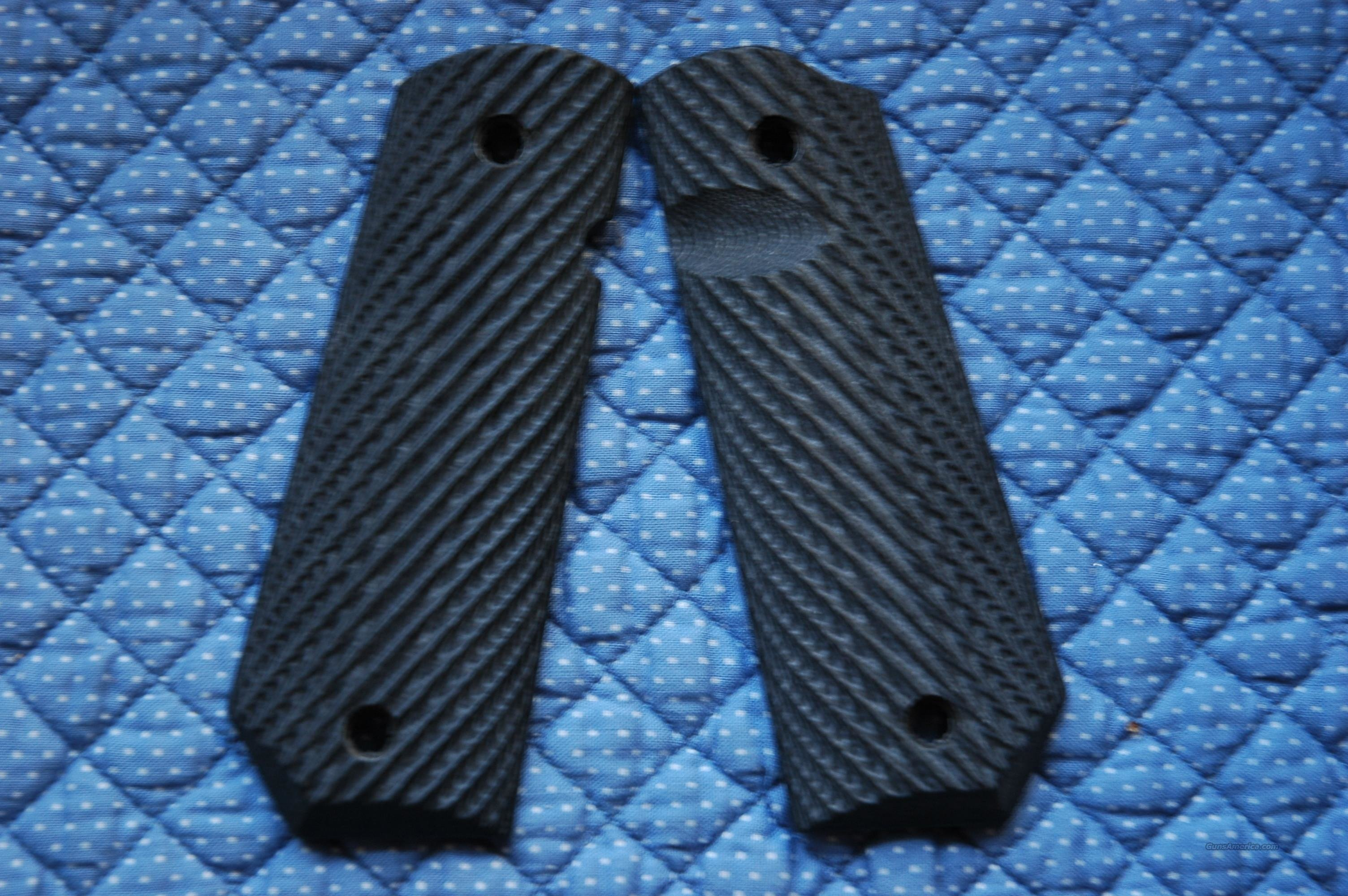 Mil-Tac tactical carry grips 1911 bobtail striking  Non-Guns > Gunstocks, Grips & Wood