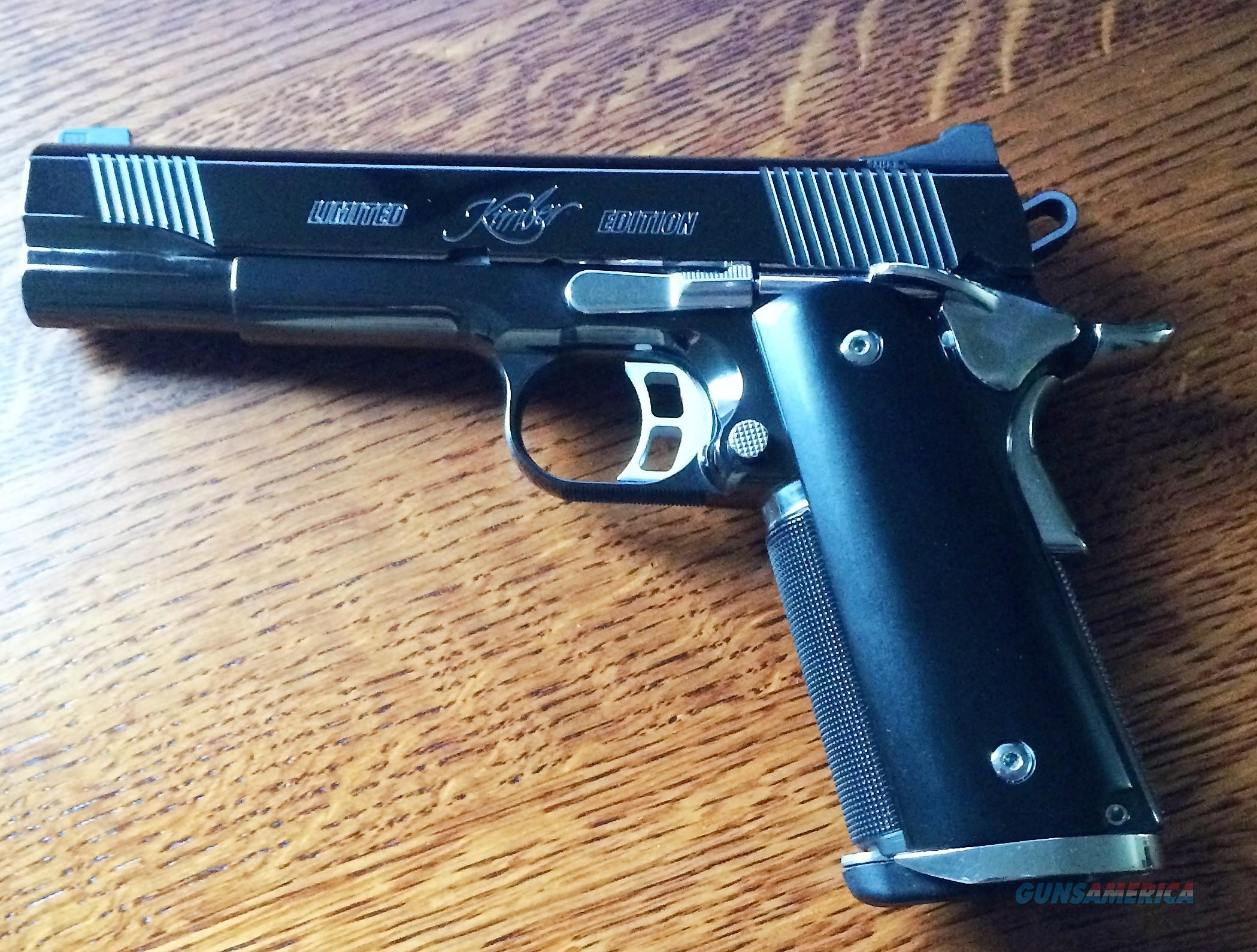 Kimber Gold Combat II Limited Edition   Guns > Pistols > 1911 Pistol Copies (non-Colt)