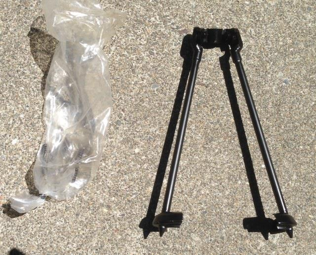Bipod for STG new reproduction  Non-Guns > Gun Parts > Military - Foreign