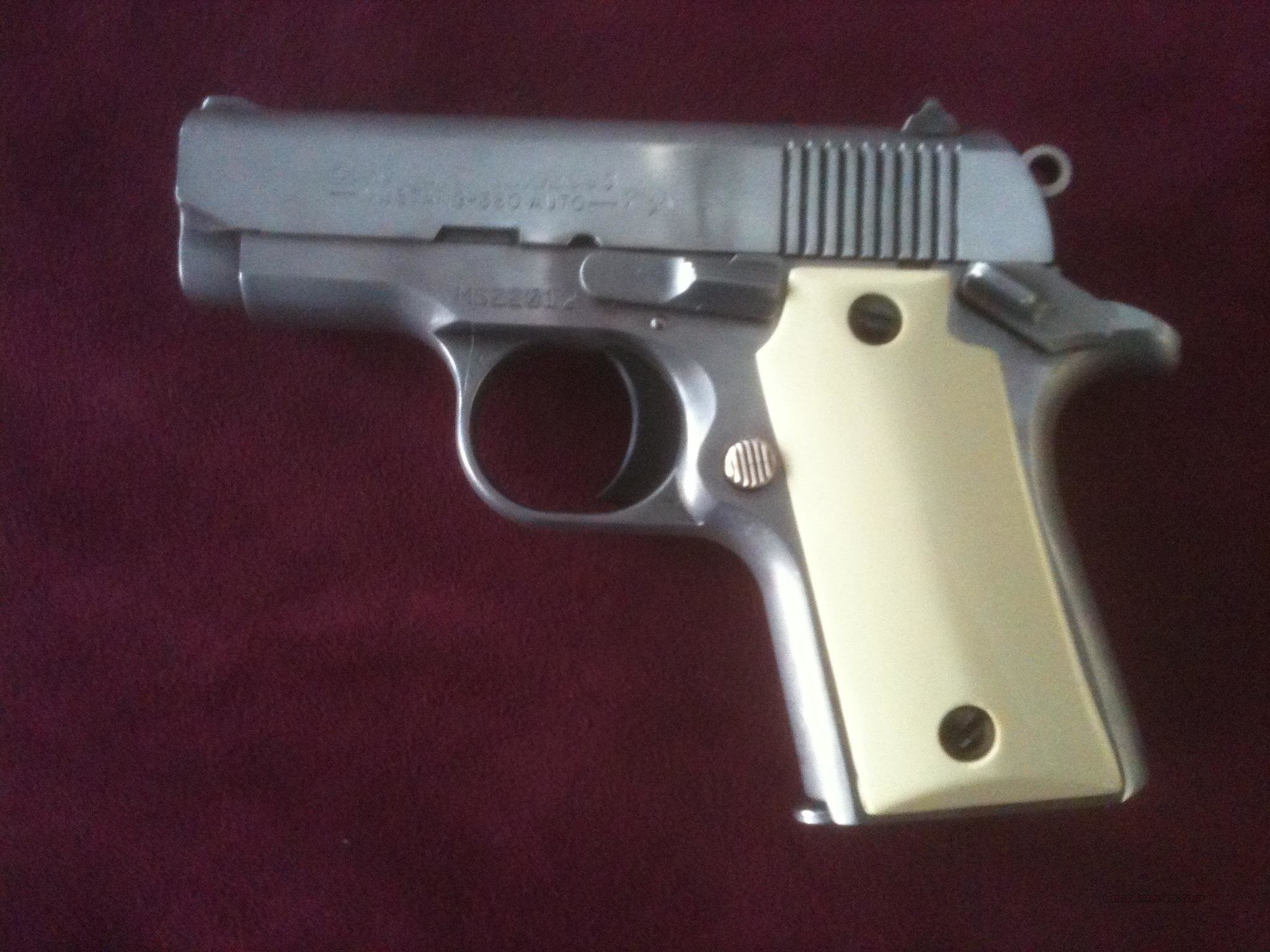 COLT MUSTANG STAINLESS .380  Guns > Pistols > Colt Automatic Pistols (.25, .32, & .380 cal)