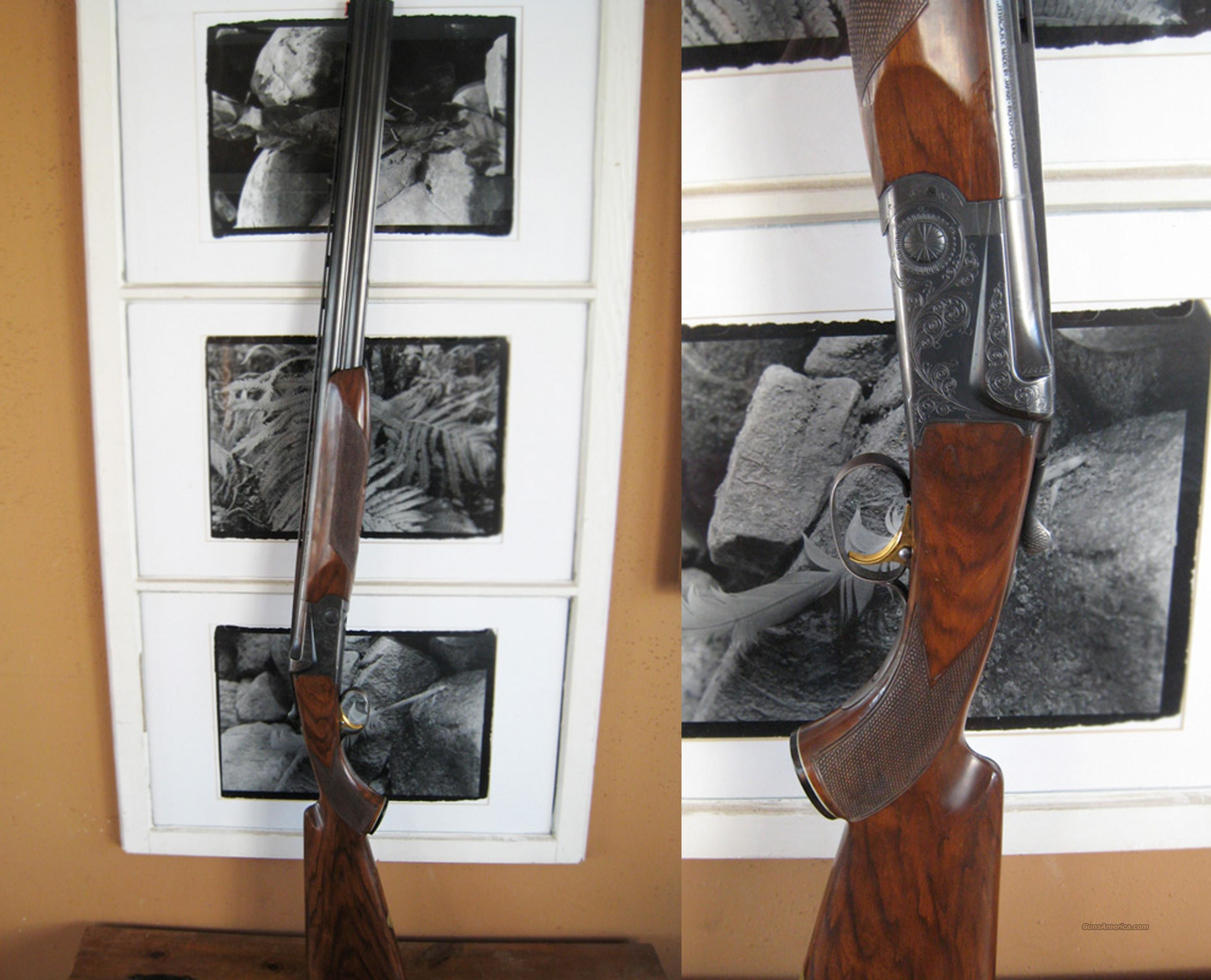 MODEL 600 E ITHACA SKB OVER AND UNDER SHOTGUN  Guns > Shotguns > SKB Shotguns > Hunting