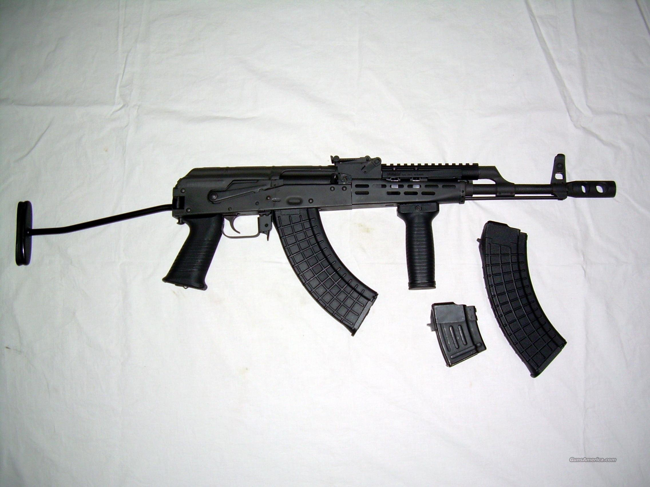 AMD-65 with Ultimak Gas Tube  Guns > Rifles > AK-47 Rifles (and copies) > Folding Stock