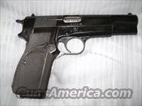 FM HI-POWER  9MM.  Guns > Pistols > Century Arms International (CAI) - Pistols > Pistols