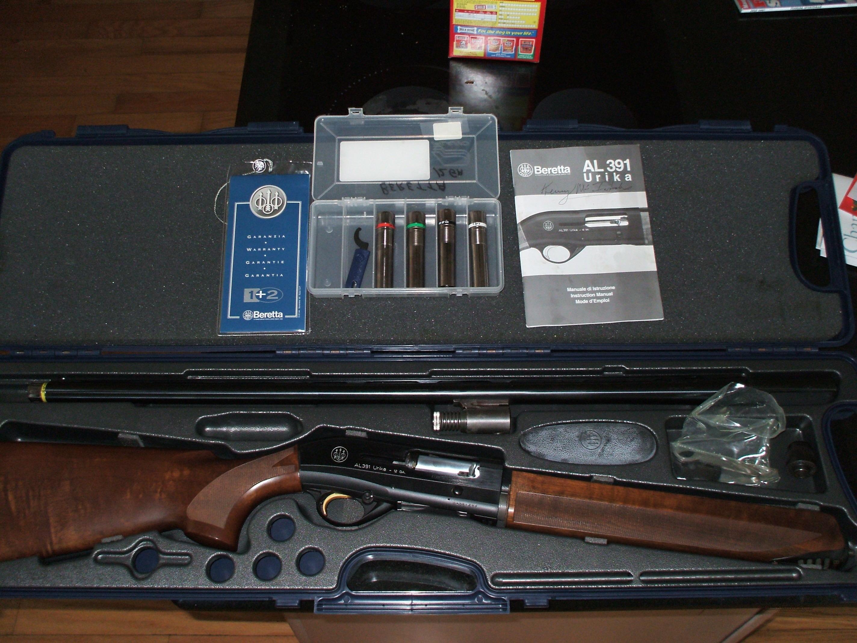 Beretta AL391 Urika 12ga