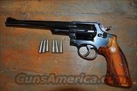 Smith & Wesson Model 53 .22 Jet  Guns > Pistols > Smith & Wesson Revolvers > Full Frame Revolver