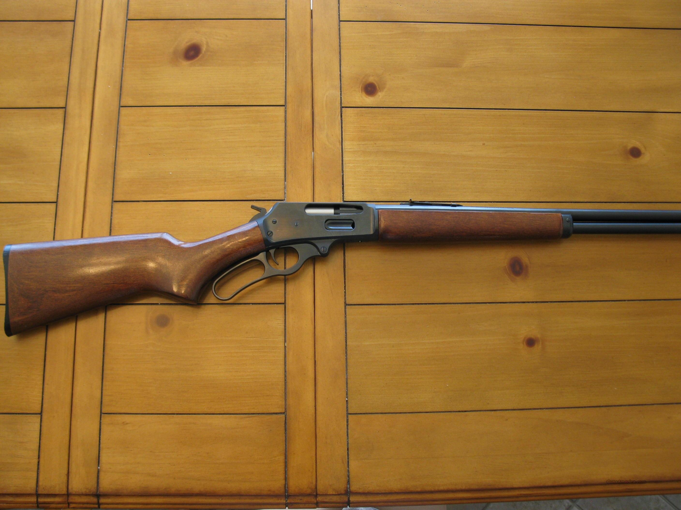 marlin-Glenfield model 30 A  Guns > Rifles > Marlin Rifles > Modern > Lever Action