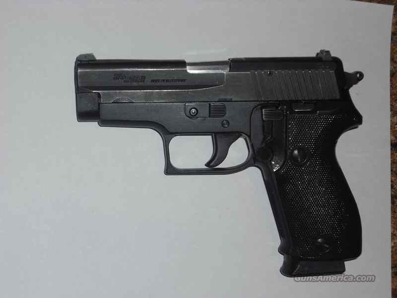 SIG SAUER P6 225  Guns > Pistols > Sig - Sauer/Sigarms Pistols > Other
