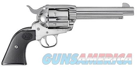 Ruger New Vaquero .45 Colt Gloss Stainless   Guns > Pistols > Ruger Single Action Revolvers > Cowboy Action