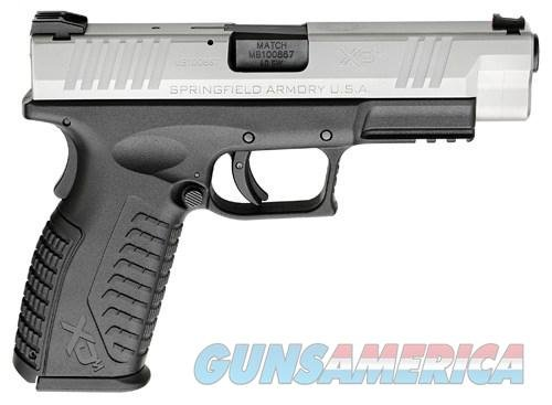 Springfield XDM Pistol XDM9312HCSP, 40 S&W, 4.5 in, Black Synthetic Grip, Two-Tone Finish, 16 Rd ( 2 Mags), Tritium Night Sights  Guns > Pistols > Springfield Armory Pistols > XD-M
