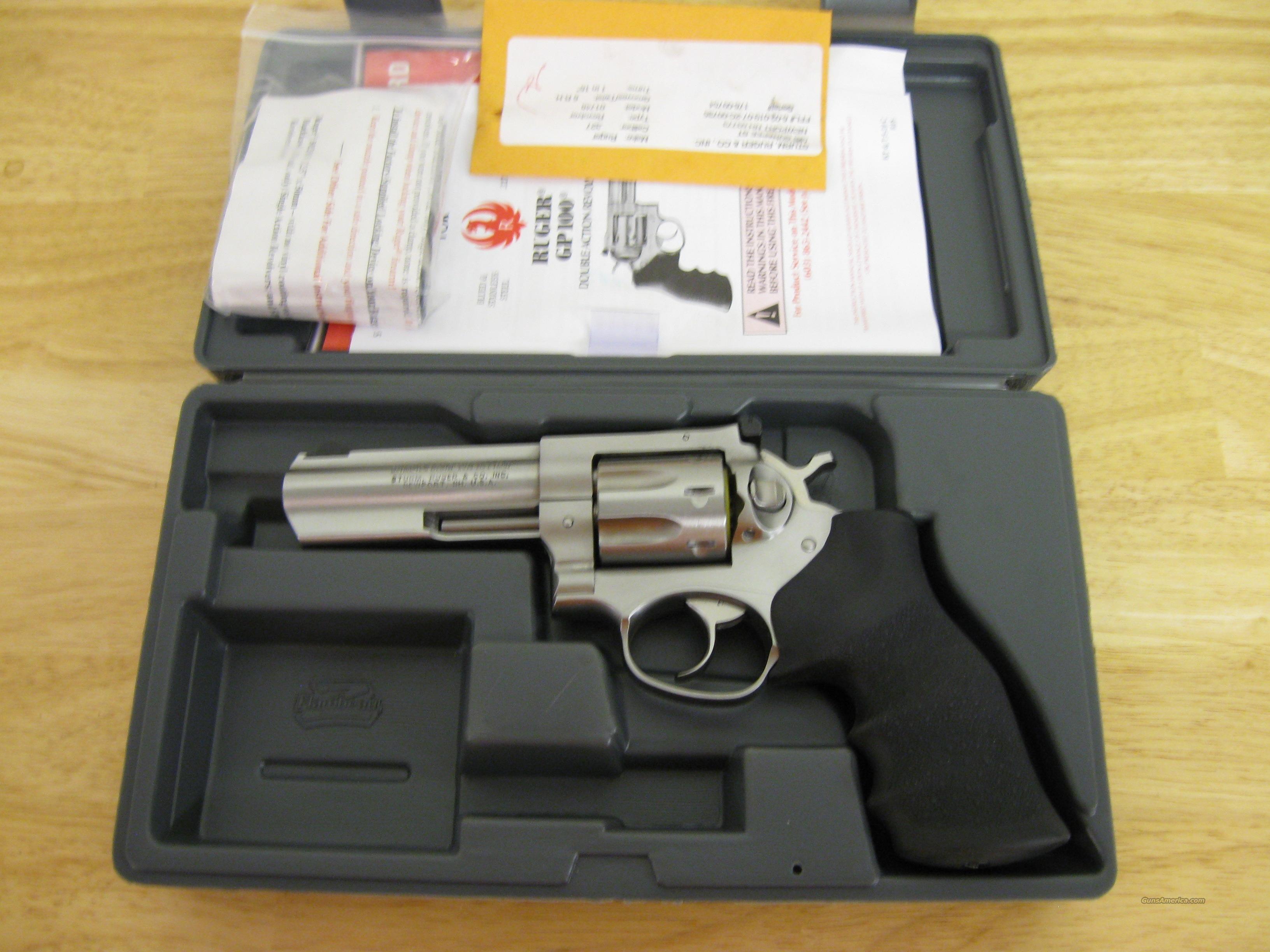 Ruger Model KGP43277 GP100 Revolver 1748, 327 F... For Sale