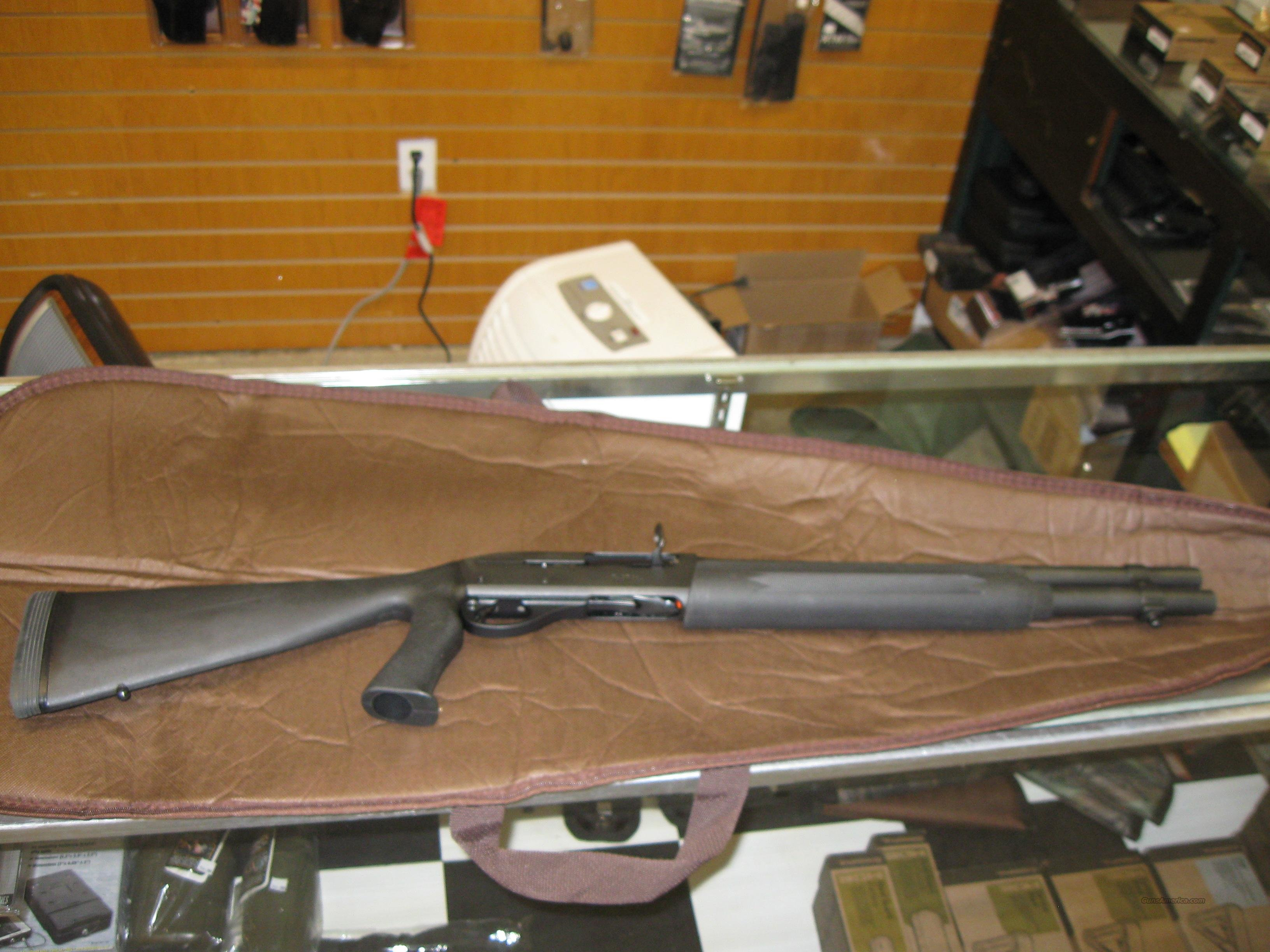 "Remington Tactical 1100 12GA Auto, pistol grip, 18"" barrel  Guns > Shotguns > Remington Shotguns  > Autoloaders > Tactical"