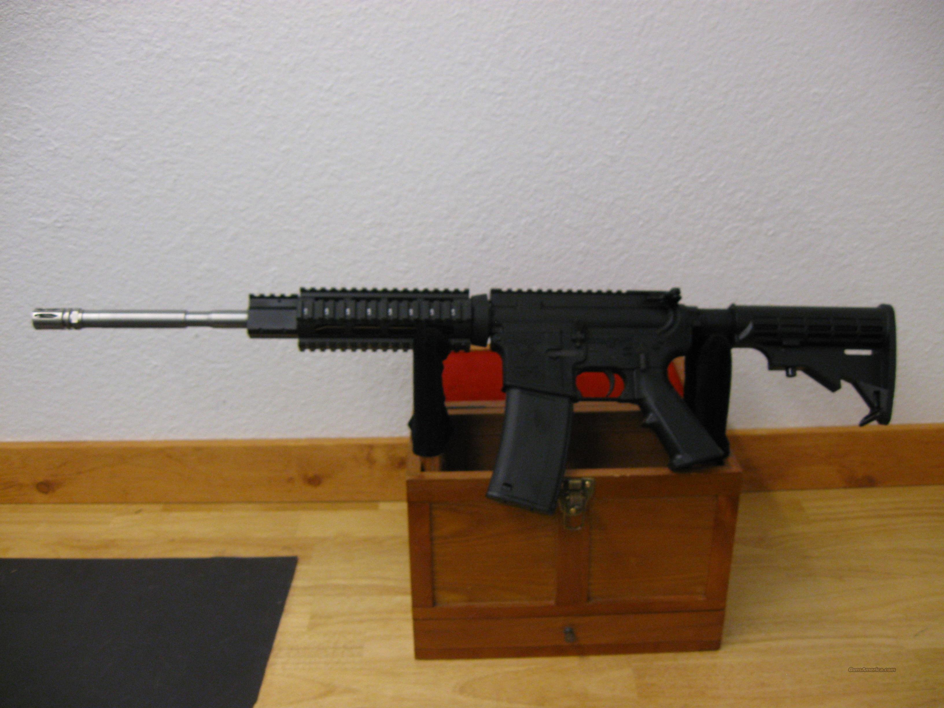 "Double Star AR15, 16"" Stainless Steel barrel, 30 RD, 5.56mm  Guns > Rifles > AR-15 Rifles - Small Manufacturers > Complete Rifle"