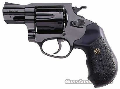 Rossi Double Action Revolver R46102, 357 Magnum, 2 in, Black Rubber Grip, Blue Steel Finish, 6 rd  Guns > Pistols > Rossi Revolvers
