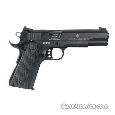 American Tactical 1911 Semi-Auto Pistol 2210M1911B, 22 Long Rifle, 5 in, Black Grip, Black Finish, 10 Rd  Guns > Rifles > American Tactical Imports Rifles