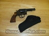 "S&W Model 10-6, 4"" Bull Barrel, .38 Special  Smith & Wesson Revolvers > Model 10"