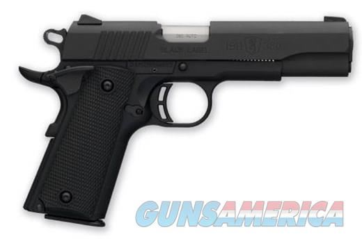 "Browning 1911-380, 380 ACP, 4.25"", Composite Grips, Matte Black Finish, 8 Rd  Guns > Pistols > Browning Pistols > Other Autos"