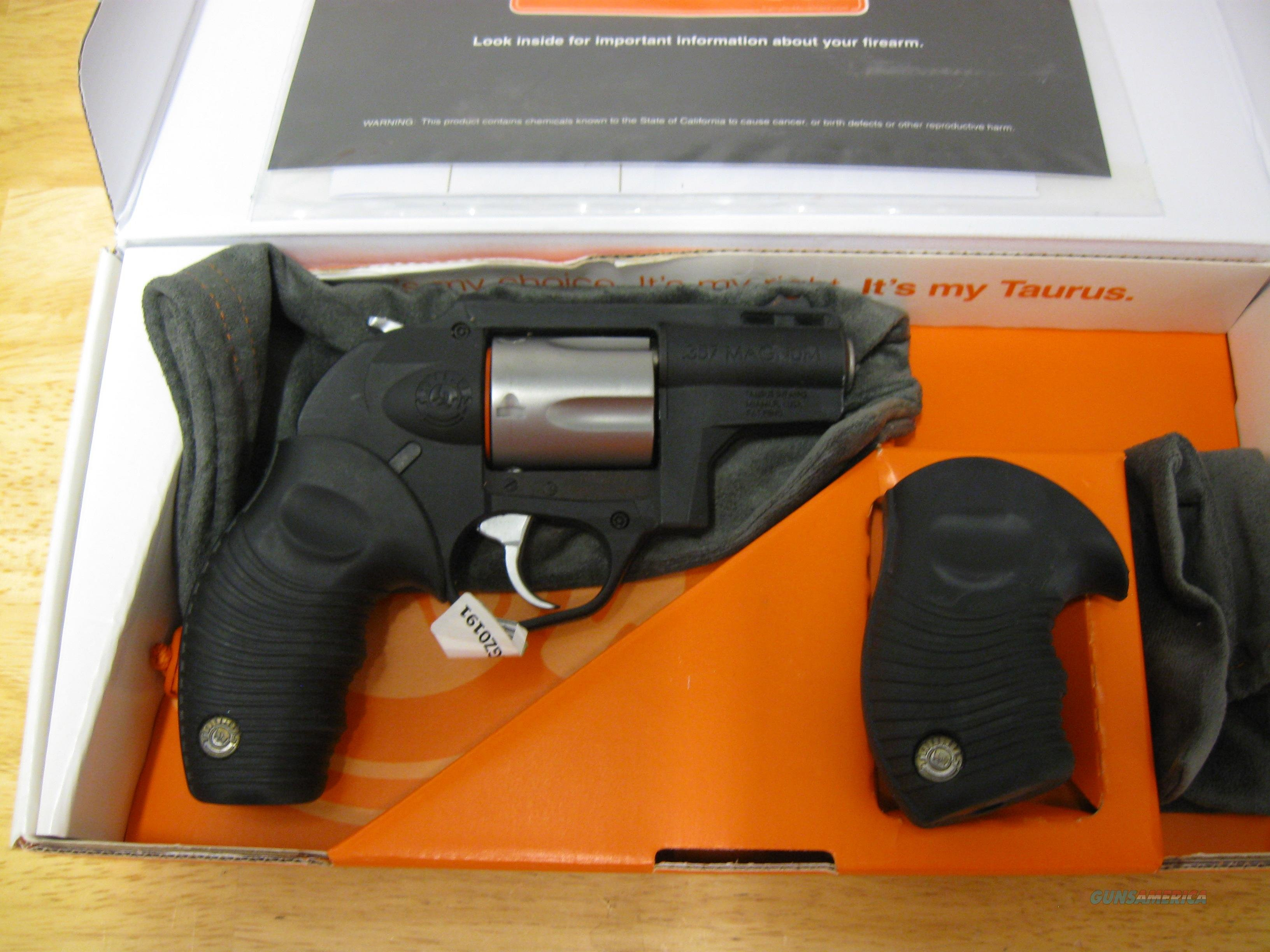 Taurus 605 Protector Polymer, 357 Mag, 2 in, 5 Rd  Guns > Pistols > Taurus Pistols/Revolvers > Revolvers