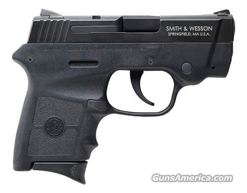 Smith & Wesson Bodyguard Pistol 109380, 380 ACP, 2.75 in, Black Synthetic Grip, Black Melonite Finish, 6 Rd  Guns > Pistols > Smith & Wesson Pistols - Autos > Polymer Frame