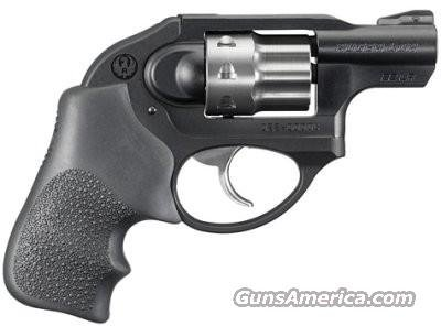 Ruger LCR Revolver 5414, 22 Magnum (WMR), 1.87 in, Hogue Tamer Grip, 6 Rd  Guns > Pistols > Ruger Double Action Revolver > LCR