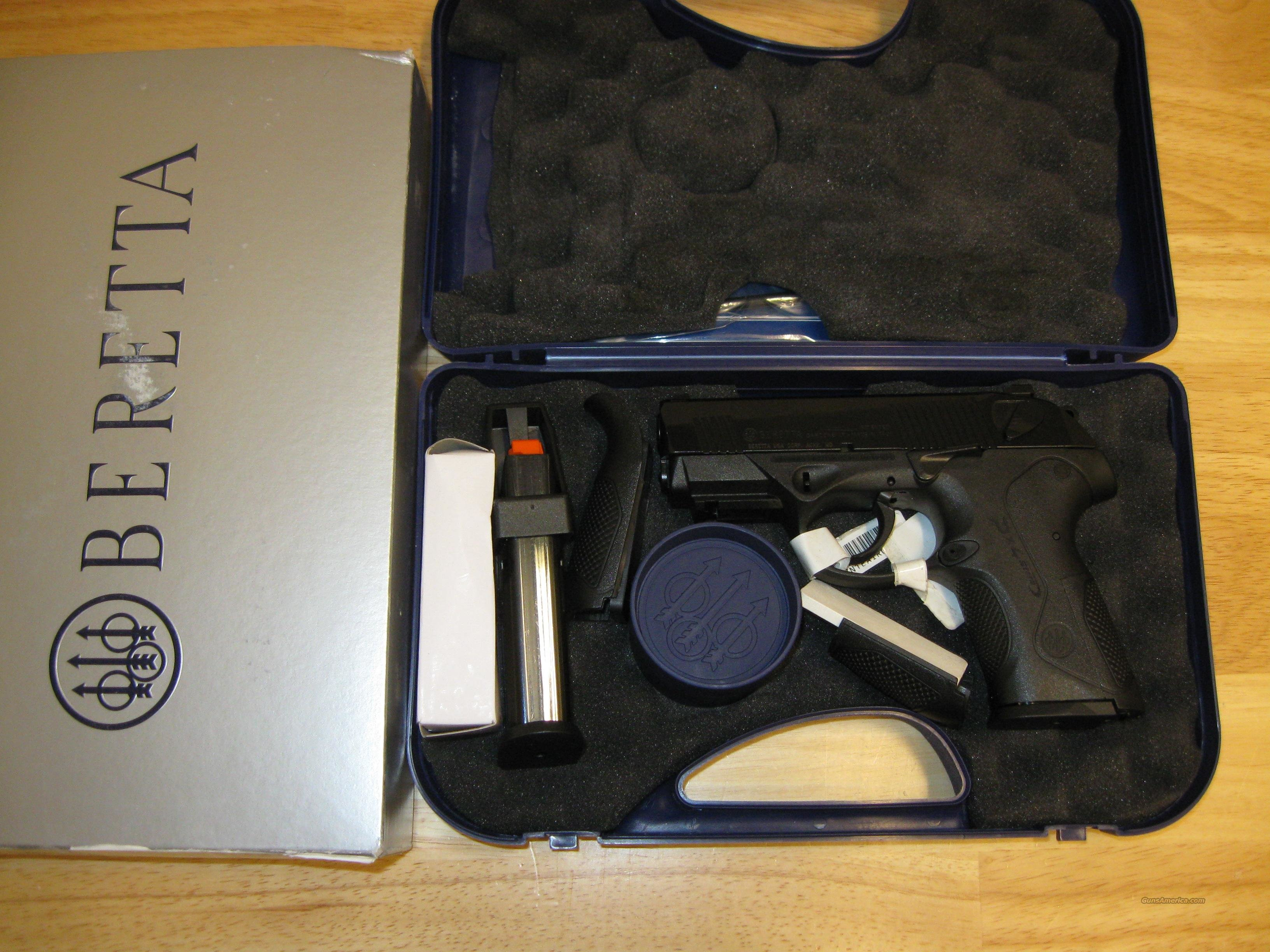 "Beretta Px4 Storm Double/Single Action Compact Pistol JXC9F21, 9mm, 3.2"", Polymer Grip, Black Matte Finish, 15 Rd  Guns > Pistols > Beretta Pistols > Polymer Frame"