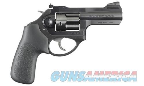 "Ruger LCRx Double-Action Revolver 5431, 38 Special, 3"", Hogue Monogrip, Matte Black Finish, 5 Rds  Guns > Pistols > Ruger Double Action Revolver > LCR"