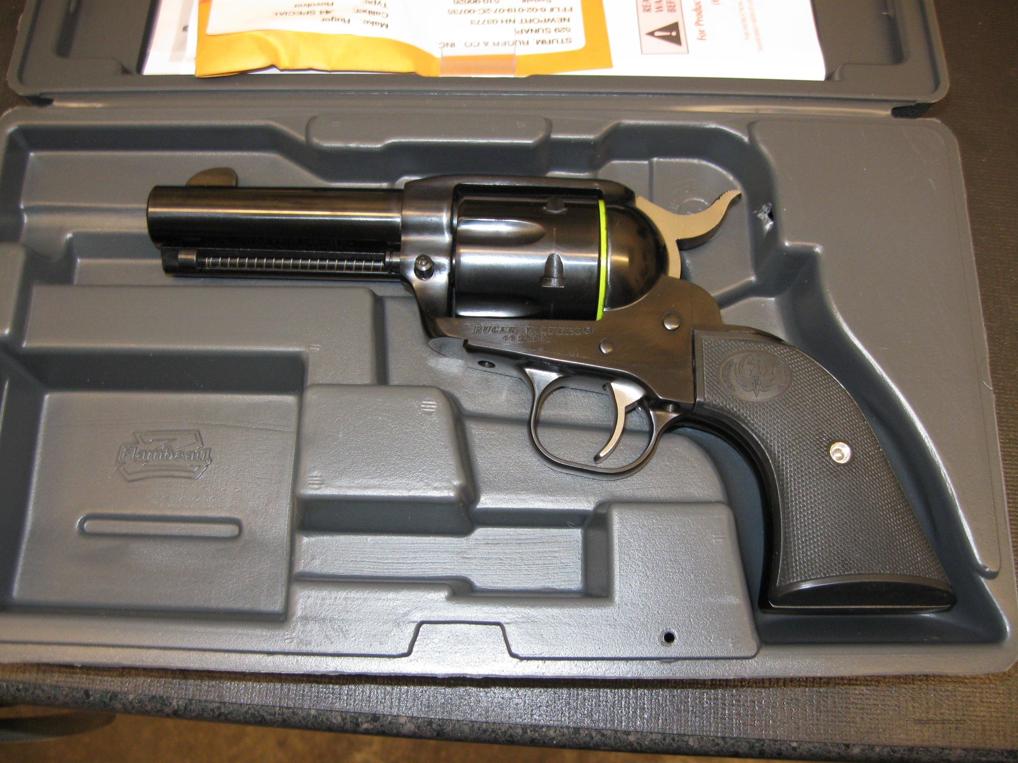 Ruger Vaquero Sheriff's NV-443 (5146) .44 special   Guns > Pistols > Ruger Single Action Revolvers > Single Six Type