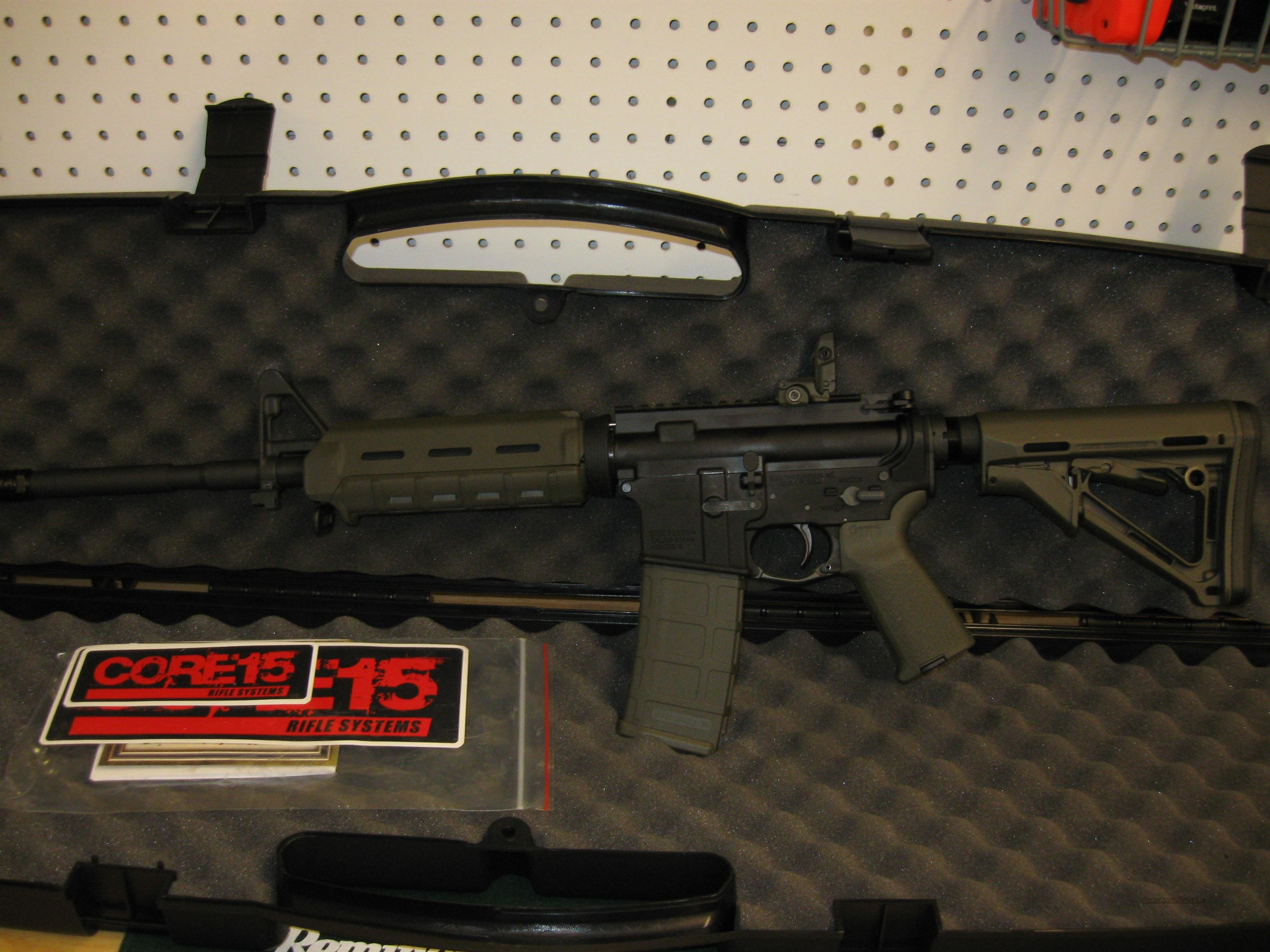Core-15 MOE AR15 M4 Rifle 100425, 5.56mm, 16 in, OD Green Magpul   Guns > Rifles > AR-15 Rifles - Small Manufacturers > Complete Rifle