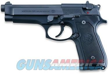 Beretta 92FS Semi-Auto Pistol, JS92F300M, 9mm, Synthetic Grip, Blue Finish, 15 Rd  Guns > Pistols > Beretta Pistols > Model 92 Series