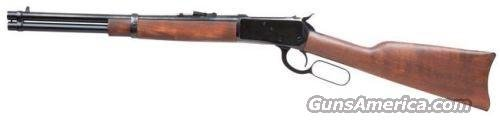 Rossi 92 Round BBL Lever Action Rifle R92-55008, 44 Remington Mag, 16 in, Walnut Stock, Blue Finish, 8 Rds  Guns > Rifles > Rossi Rifles > Cowboy