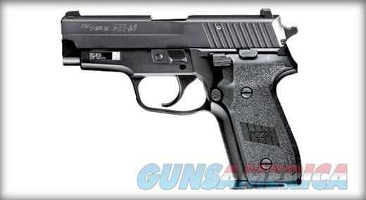 Sig M11 Compact Semi-Auto Pistol M11A1, 9mm, 3.9 in, Black Grip, Black Finish, 15 Rd  Guns > Pistols > Sig - Sauer/Sigarms Pistols > P228