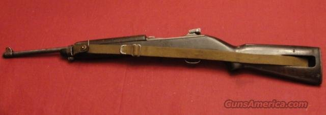 WINCHESTER M1 Carbine WWII  Guns > Rifles > Military Misc. Rifles US > M1 Carbine