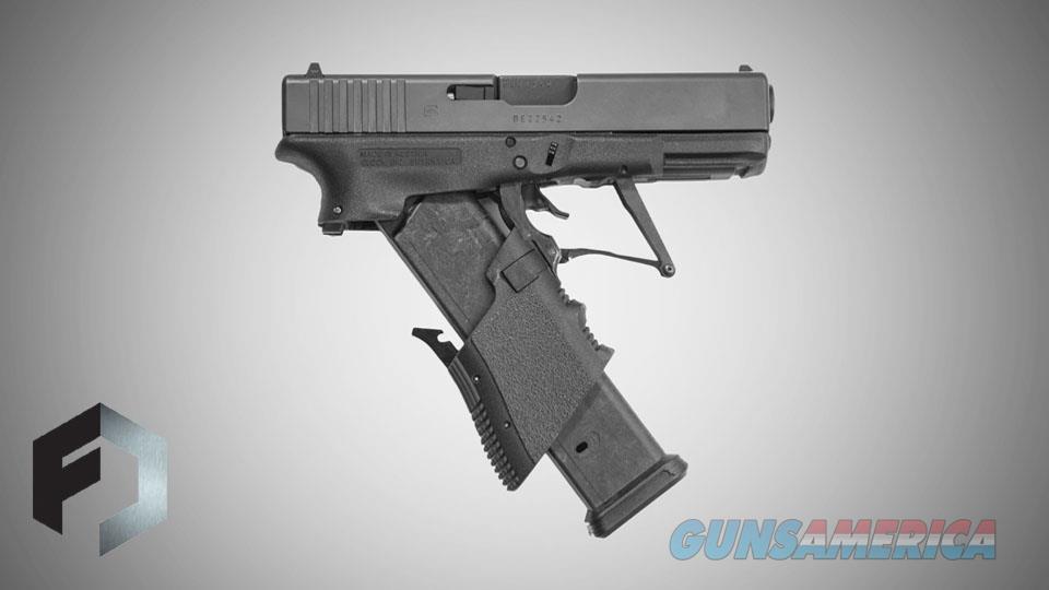 "FULL CONCEAL GEN3 GLOCK 19 M3D 9MM 4.4"" 21RDSEMI BLK FOLDING PITSOL  Guns > Pistols > Glock Pistols > 19/19X"