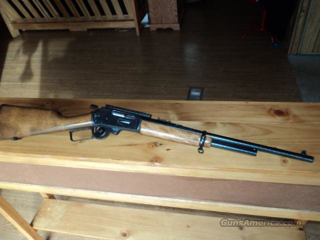 Marlin 30 TK  Guns > Rifles > Marlin Rifles > Modern > Lever Action