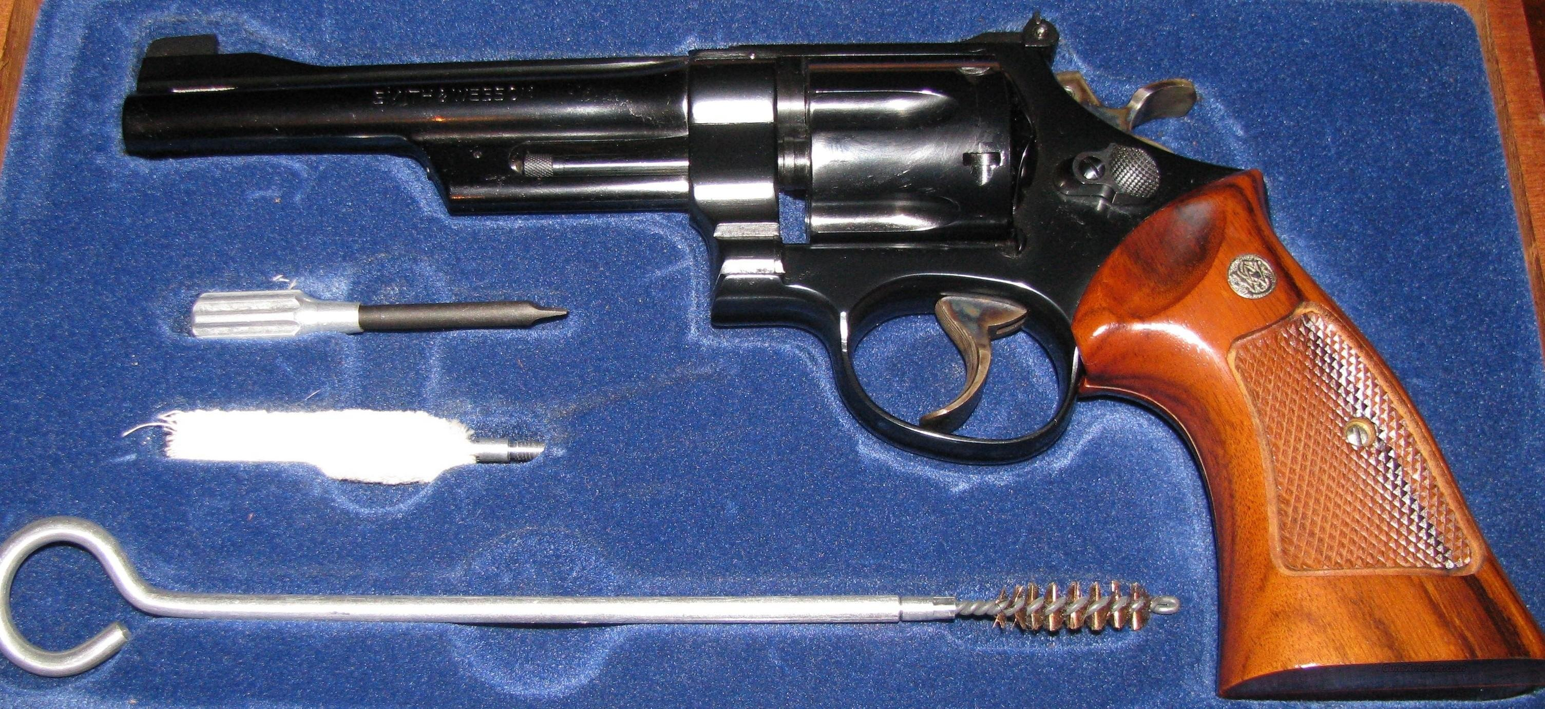"Smith & Wesson Model 27-2 357 Mag 6"" Barrel - Discounted Price!  Guns > Pistols > Smith & Wesson Revolvers > Full Frame Revolver"
