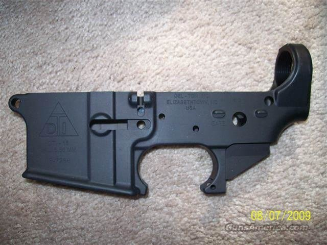 DTi LOWER RECEIVER  Guns > Rifles > AR-15 Rifles - Small Manufacturers > Lower Only