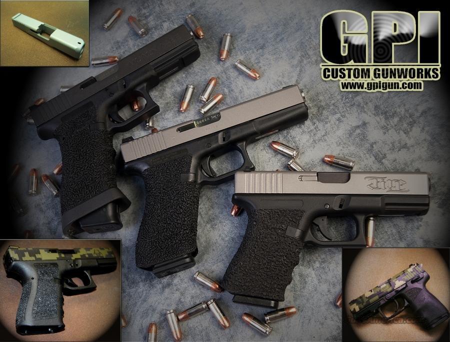 Cerakote Slide Refinishing  Glock, HK, M&P  Non-Guns > Services -Dealer/Gun Related