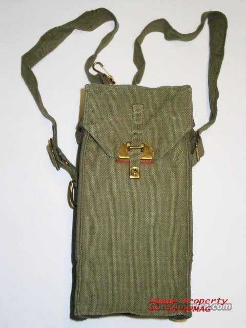 SAIGA 12  Remington BENELLI  Winchester Shotgun Shell Box POUCH  Non-Guns > Shotgun Sports > Shell Bags