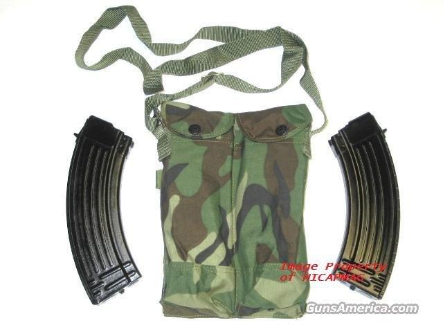 2 AK-47 30 rd BULGARIAN MAGAZINE MAG + Pouch NEW AK47 AKM MAK90  Non-Guns > Magazines & Clips > Rifle Magazines > AK Family