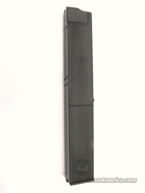 COBRAY  M11-9 / M11-380A1  ZYTEL 32rd MAGAZINE  MAG With STEEL FEED LIPS - NEW  Non-Guns > Magazines & Clips > Subgun Magazines > Clips > Other