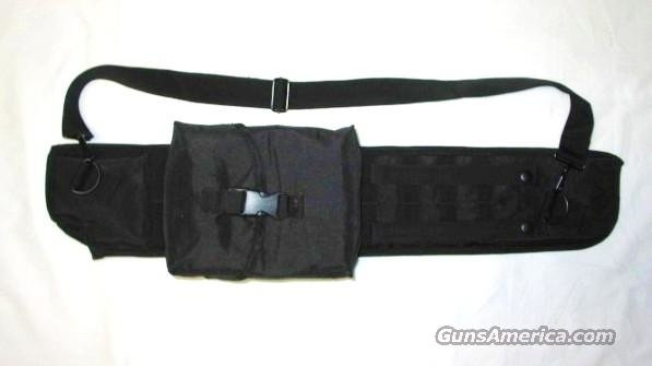 SAIGA 12 MOLLE SHOTGUN SCABBARD W/ MD20 Drum Pouch   Non-Guns > Shotgun Sports > Misc