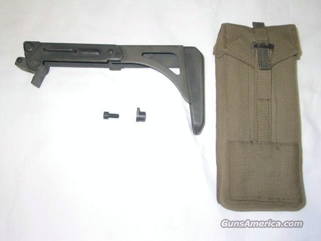 NEW UZI FOLDING STOCK w/Screw & Nut NORINCO-VECTOR  Non-Guns > Magazines & Clips > Subgun Magazines > Clips > Other