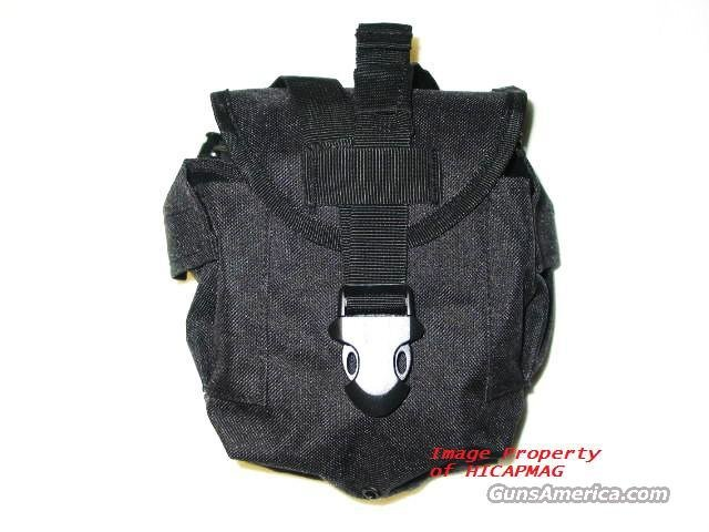 Saiga 12 ProMag 10 / 12 round Drum Magazine Mag Pouch in Black/O.D. Green and ACU  Non-Guns > Magazines & Clips > Rifle Magazines > Other
