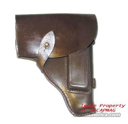 PPK/PPKS/HSC/ MAKOROV/CZ style Holster with Magazine Mag pouch for all 32-380 Autos  Non-Guns > Holsters and Gunleather > Other