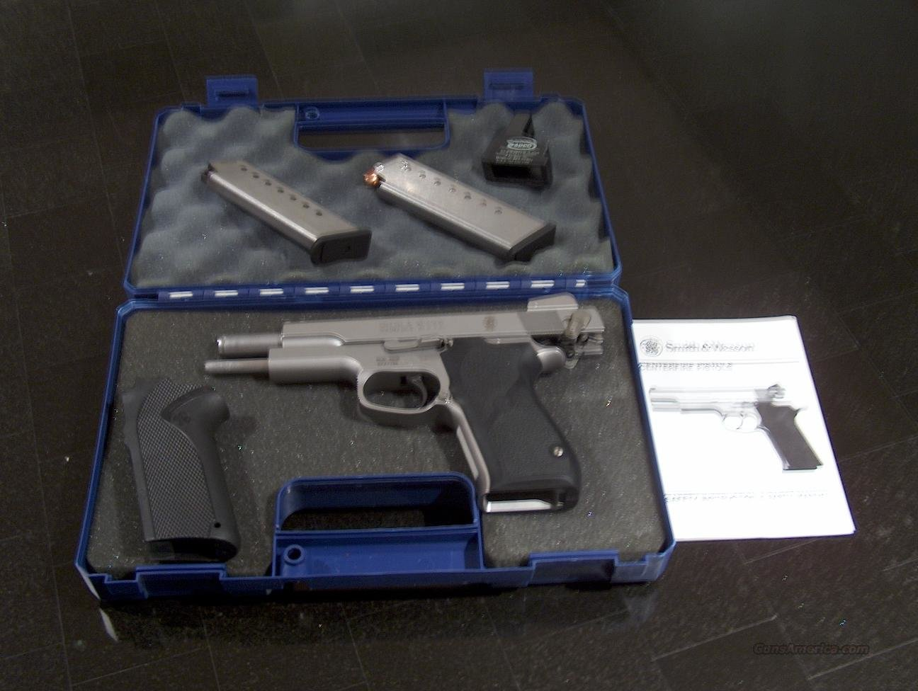 Smith & Wesson S&W 4506 4506-1 .45 ACP 45ACP - * Sale Pending *  Guns > Pistols > Smith & Wesson Pistols - Autos > Steel Frame