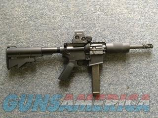 New CMMG 9mm SBR  Guns > Rifles > Class 3 Rifles > Class 3 Any Other Weapon