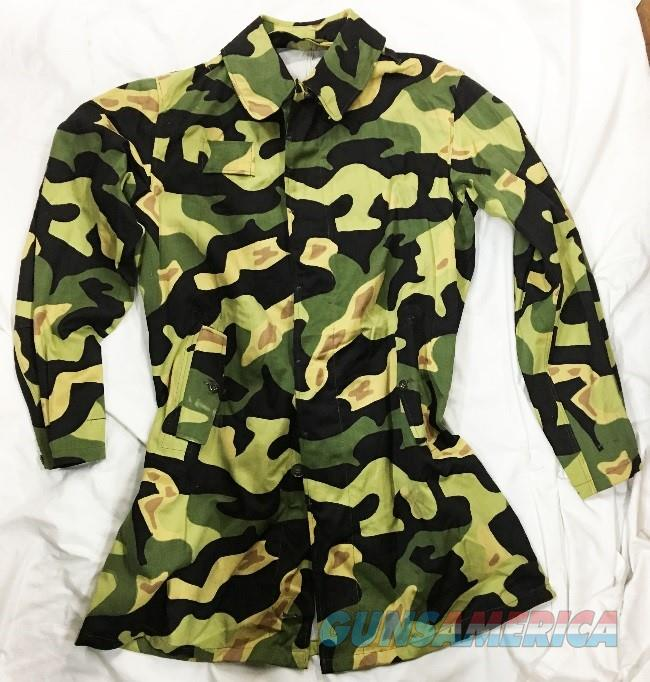 Czech MLOK Salamander Camouflage Jacket  Non-Guns > Hunting Clothing and Equipment > Clothing > Camo Outerwear