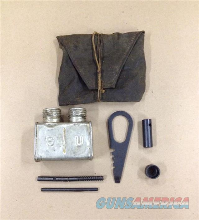 Mosin Nagant 91 Cleaning Kit, Original  Non-Guns > Gun Parts > Military - Foreign
